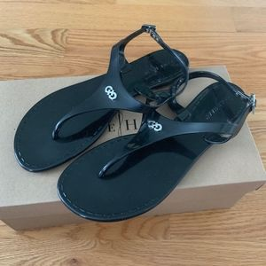 NIB Cole Haan Miley Jelly Sandal